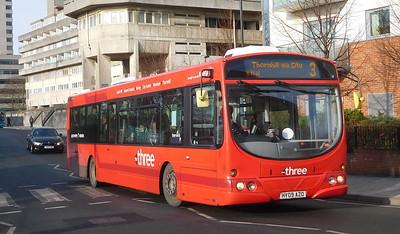 First Southampton 69396 - HY09AZO - Southampton (Blechynden Terrace)