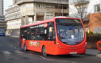 First Southampton 47420 - SK63KMG - Southampton (Blechynden Terrace)