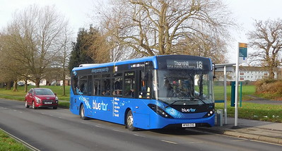 GSC BlueStar 2734 - HF65CXG - Millbrook (Kendal Avenue)