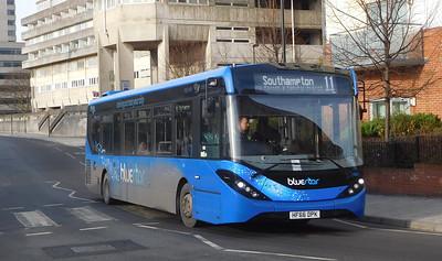 GSC BlueStar 2761 - HF66DPK - Southampton (Blechynden Terrace)