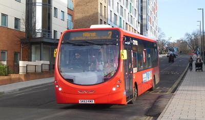 First Southampton 47426 - SK63KMX - Southampton (Blechynden Terrace)