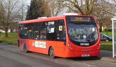 First Southampton 47428 - SK63KMZ - Millbrook (Kendal Avenue)