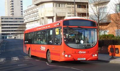 First Southampton 69400 - HY09AZJ - Southampton (Blechynden Terrace)