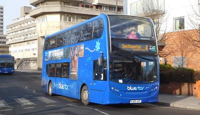 GSC BlueStar 1529 - HJ63JHY - Southampton (Blechynden Terrace)