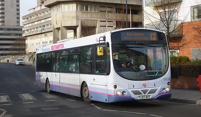First Southampton 69248 - YJ07WFP - Southampton (Blechynden Terrace)