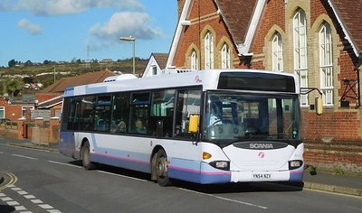 First Solent 65023 - YN54NZX - Portchester