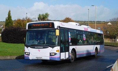 First Solent 65017 - YN54NZP - Portchester