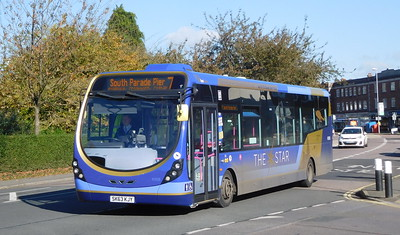First Solent 63058 - SK63KJY - Cosham (Highbury Buildings)