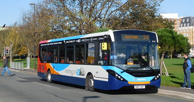 Stagecoach in Portsmouth 26154 - SN67WVY - Southsea (Duisburg Way)