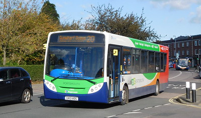 Stagecoach in Portsmouth 27872 - GX13AOS - Cosham (Highbury Buildings)