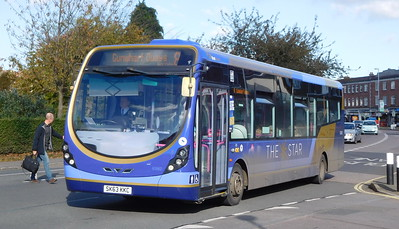 First Solent 63062 - SK63KKC - Cosham (Highbury Buildings)