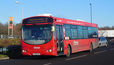 First Southampton 69388 - HY09AOT - Lordshill