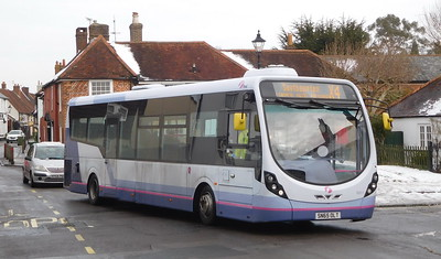 First Solent 63311 - SN65OLT - Titchfield (High St)
