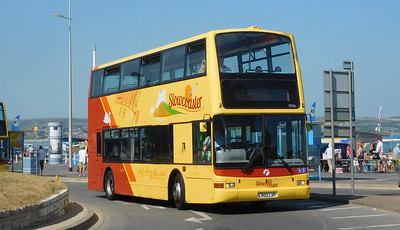 First Wessex 33156 - LR02LXP - Weymouth (King's Statue)