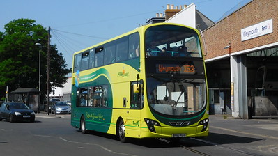 First Wessex 37998 - BF63HDX - Weymouth (Commercial Road)