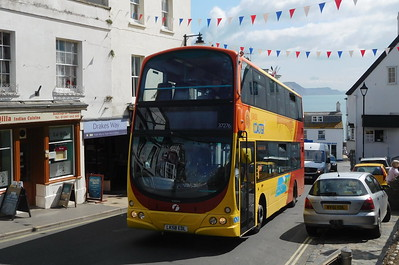 First Wessex 37276 - LK58EDL - Lyme Regis (square)
