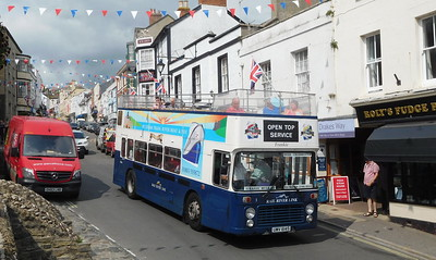 Mendip Mule UWV614S - Lyme Regis (Broad St)
