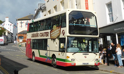 First Wessex 36001 - YN04GNV - Lyme Regis (Post Office)