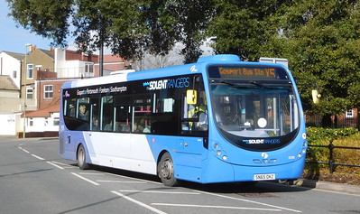 First Solent 63298 - SN65OKZ - Fareham (Hartlands Road)