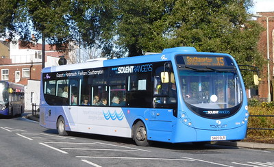 First Solent 63310 - SN65OLR - Fareham (Hartlands Road)