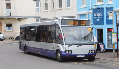 Axe Valley MX56AAO - Seaton (Marine Place)