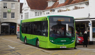 Southern Vectis 2716 - HW64AXH - Cowes (Town Quay)