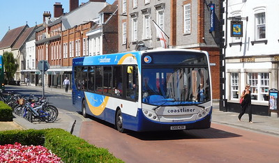 Stagecoach in the South Downs 27663 - GX10KZR - Chichester (West St)