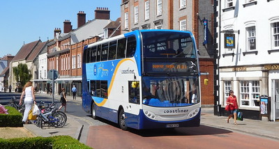 Stagecoach in the South Downs 15991 - YN64XSV - Chichester (West St)