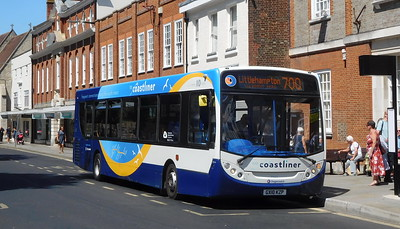 Stagecoach in the South Downs 27662 - GX10KZP - Chichester (West St)