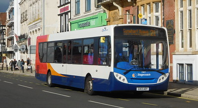 Stagecoach in Portsmouth 27877 - GX13AOY - Portsmouth (The Hard)