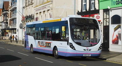 First Solent 47434 - SK63KNF - Portsmouth (The Hard)
