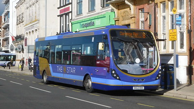 First Solent 63067 - SK63KKH - Portsmouth (The Hard)