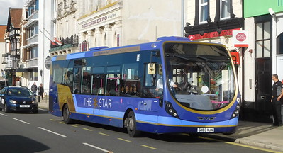 First Solent 63053 - SK63KJN - Portsmouth (The Hard)