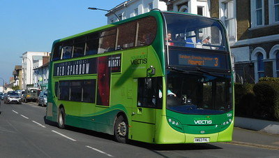 Southern Vectis 1589 - HW63FHL - Ryde (George St)