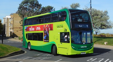 Southern Vectis 1615 - HJ16HSE - Ryde (Esplanade)