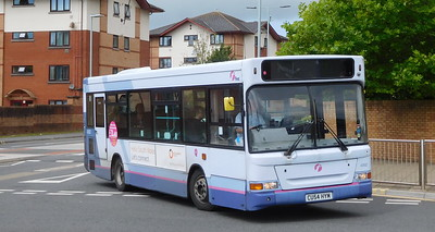 First Cymru 42602 - CU54HYM - Swansea (West Way / bus station)