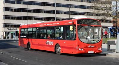 First Southampton 69385 - HY09AJV - Southampton (Blechynden Terrace)