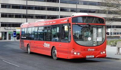 First Southampton 69389 - HY09AUO - Southampton (Blechynden Terrace)