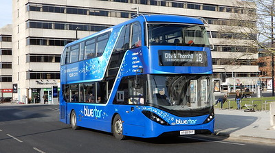GSC BlueStar 1246 - HF68DXP - Southampton (Blechynden Terrace)