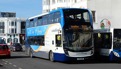 Stagecoach South 10956 - SN18KNX - Worthing (Marine Parade)