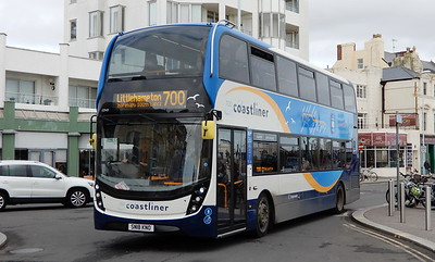 Stagecoach South 10949 - SN18KNO - Worthing (Marine Parade)