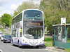 First Hants & Dorset 37161 - HY07FTA - Sholing (Bursledon Road) - 16.5.12