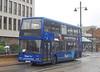 BlueStar 1748 - T748JPO - Eastleigh (bus station) 5.5.12