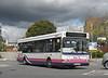 First Hants & Dorset 42122 - R622YCR - Fareham (bus station) - 21.4.12
