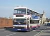 First Hants & Dorset 34016 - P536EFL - Fareham (Hartlands Rd) - 22.5.12