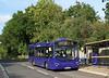 First Hants & Dorset 69552 - BF12KWP - BRT (Wych Lane halt) - 12.10.13
