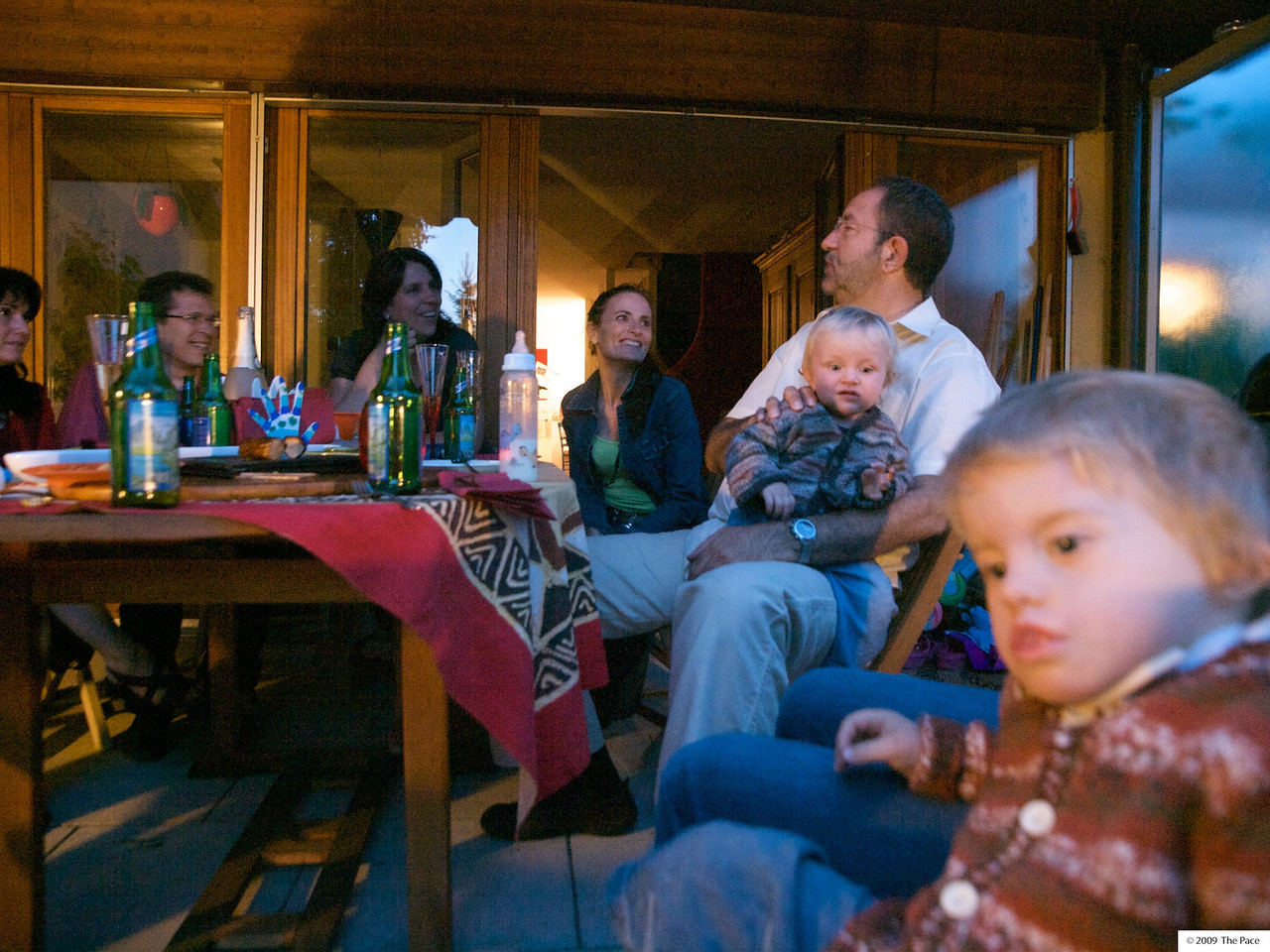 Monday 25th May 2009 - jokes beer and food