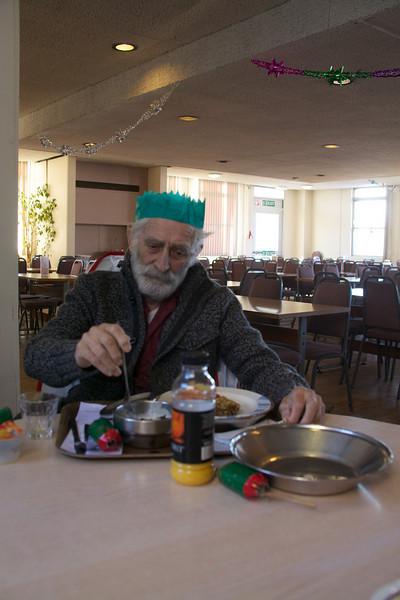 Thursday 30th December 2010 - Christmas/Birtday Dinner