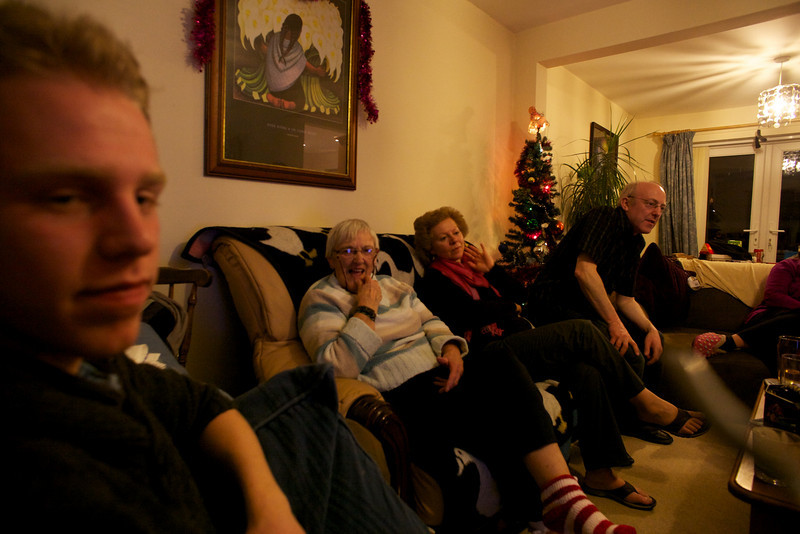 Thursday 30th December 2010 - Wii spectator gallery