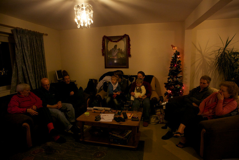 Thursday 30th December 2010 - another angle on the family